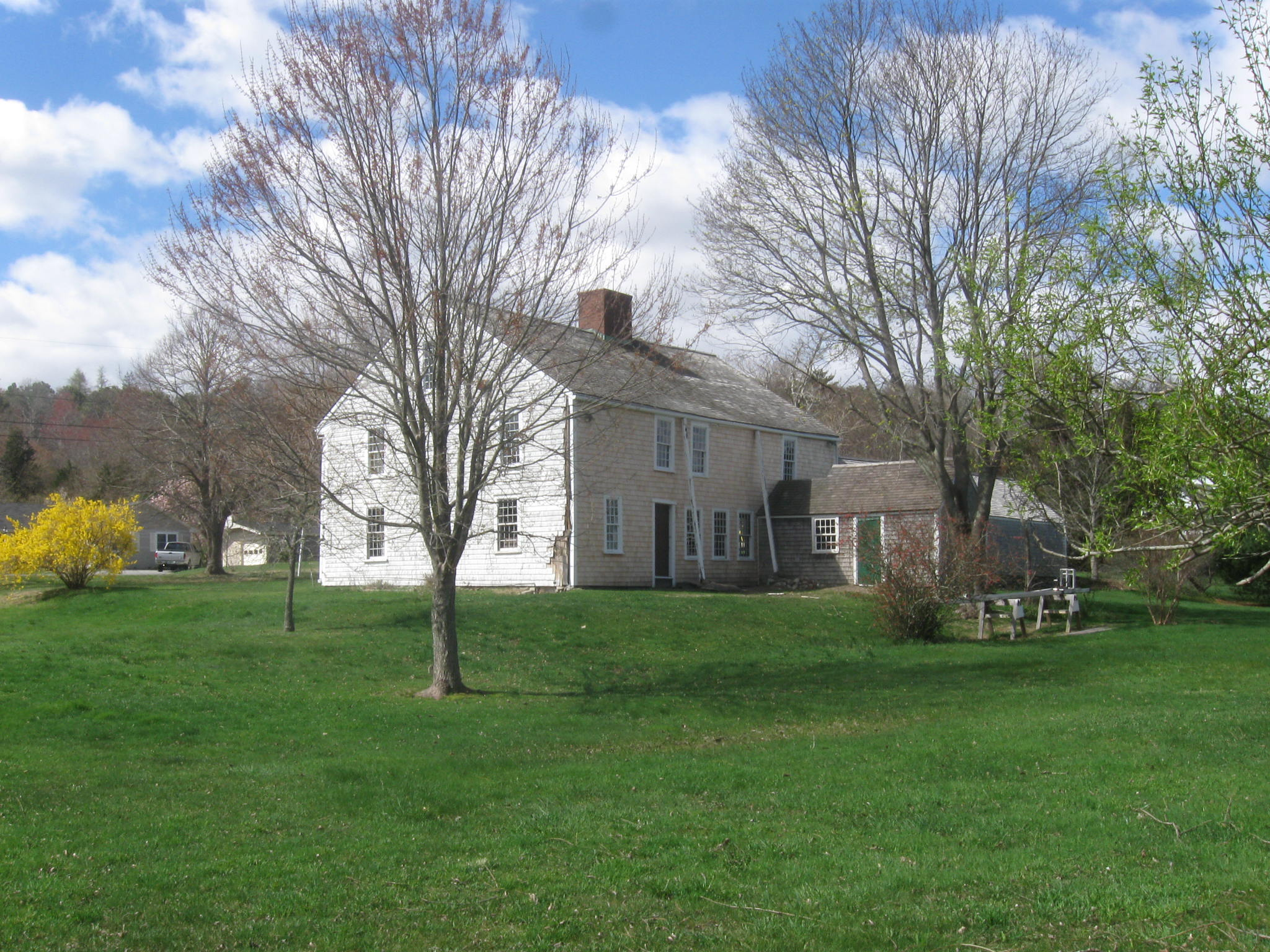 Wing fort house is a historic house in east sandwich wing fort house is a historic house in east sandwich massachusetts built in 1641 the wing fort house is recognized as the oldest home in new eng nvjuhfo Choice Image
